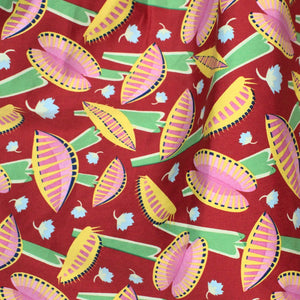 Venus Fly Trap Lily Swing Dress - Cats Like Us