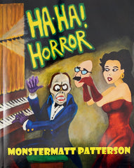 Ha Ha Horror Joke Book