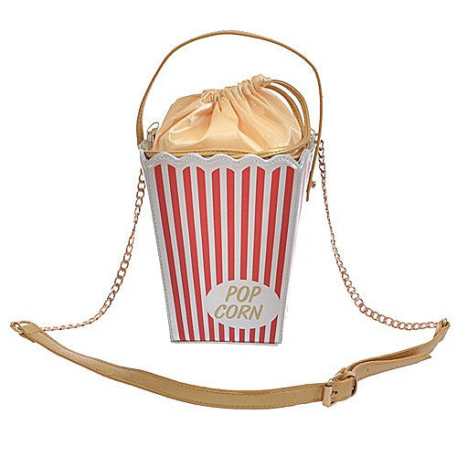 Comeco Inc Popcorn Handbag for sale at Cats Like Us - 4