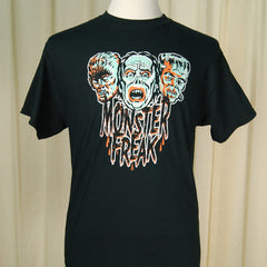 Monster Freak Halloween Mens T