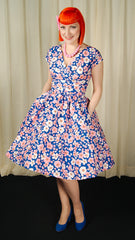 Blooming Greta Floral Dress