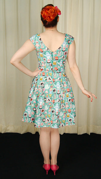 Mad Hatter Tea Party Dress - Cats Like Us