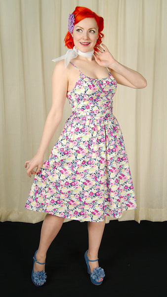 Spring into the Past Dress by Retrolicious : Cats Like Us
