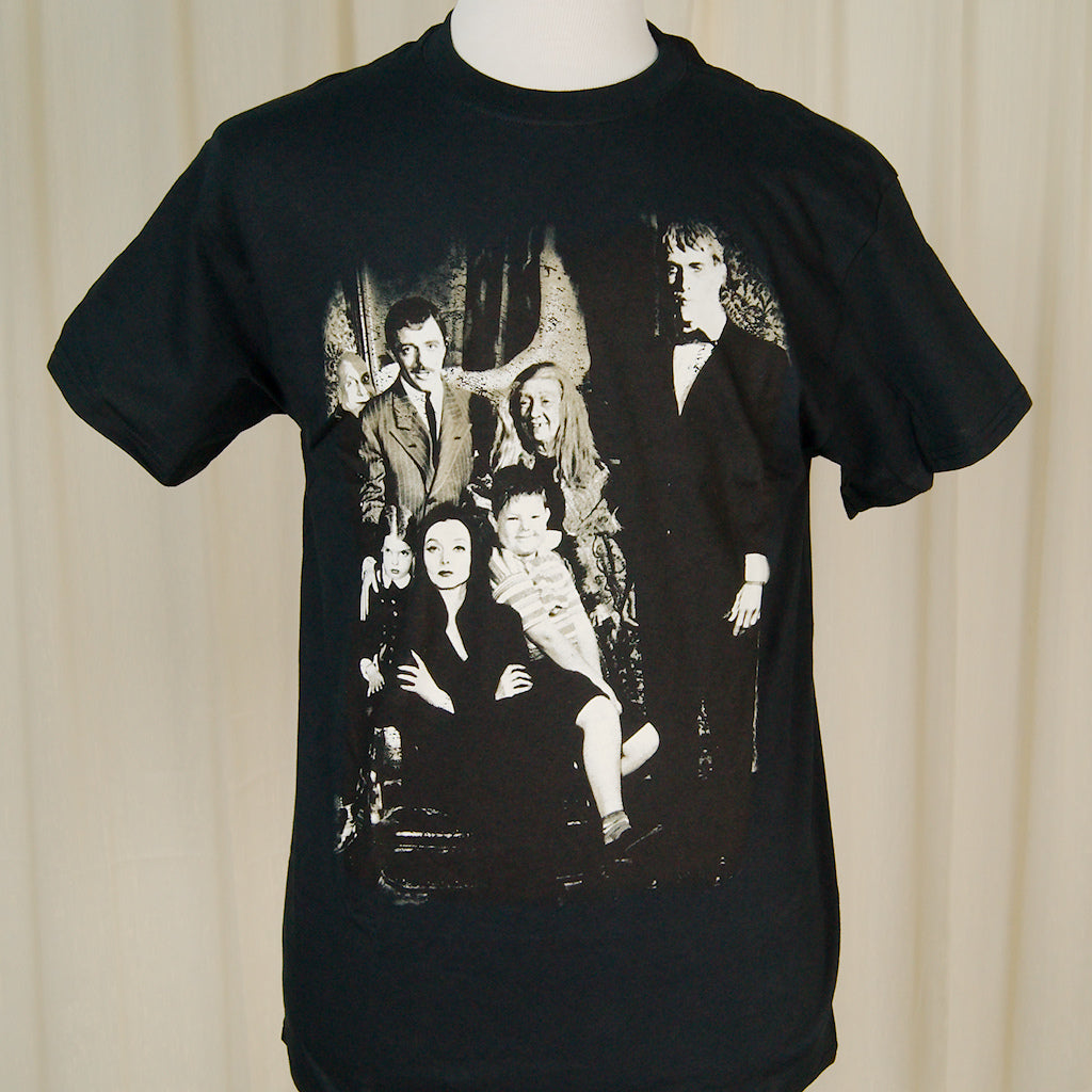 Addams Family T Shirt