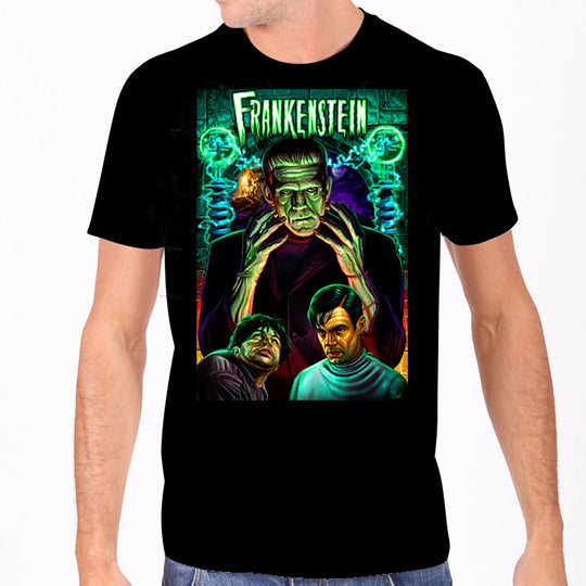Dr. Frankenstein T Shirt by Rock Rebel : Cats Like Us
