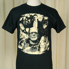 Monster Collage Mens T