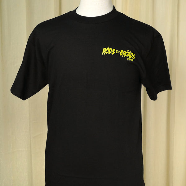 Rods & Broads Rods & Broads Garage Web T for sale at Cats Like Us - 3