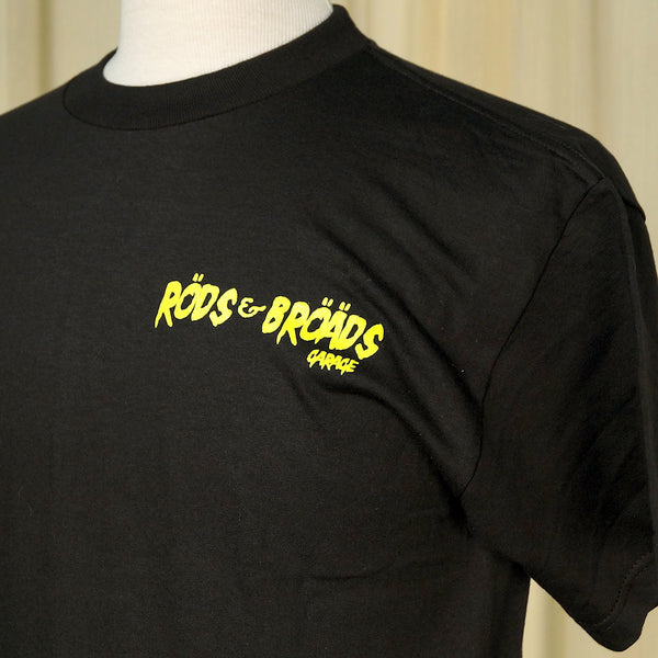 Rods & Broads Rods & Broads Garage Web T for sale at Cats Like Us - 4