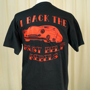 Support Rust Belt Rebels CC T by Rust Belt Rebels CC : Cats Like Us