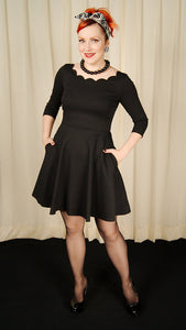 All Bright with Me Black Dress by Smak Parlour : Cats Like Us
