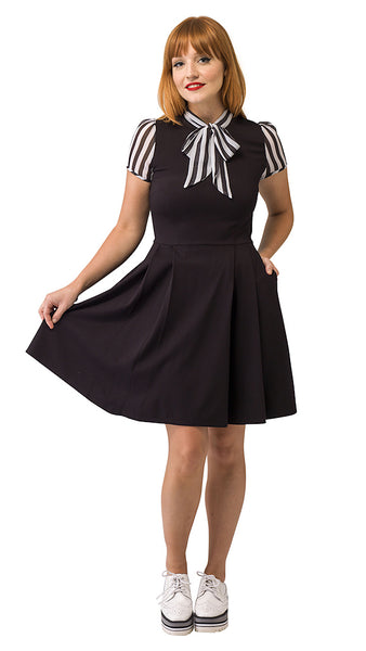 Love Empower Hour Tie Dress by Smak Parlour : Cats Like Us