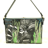 Smoking Hot Bags Creature From the Lagoon Purse