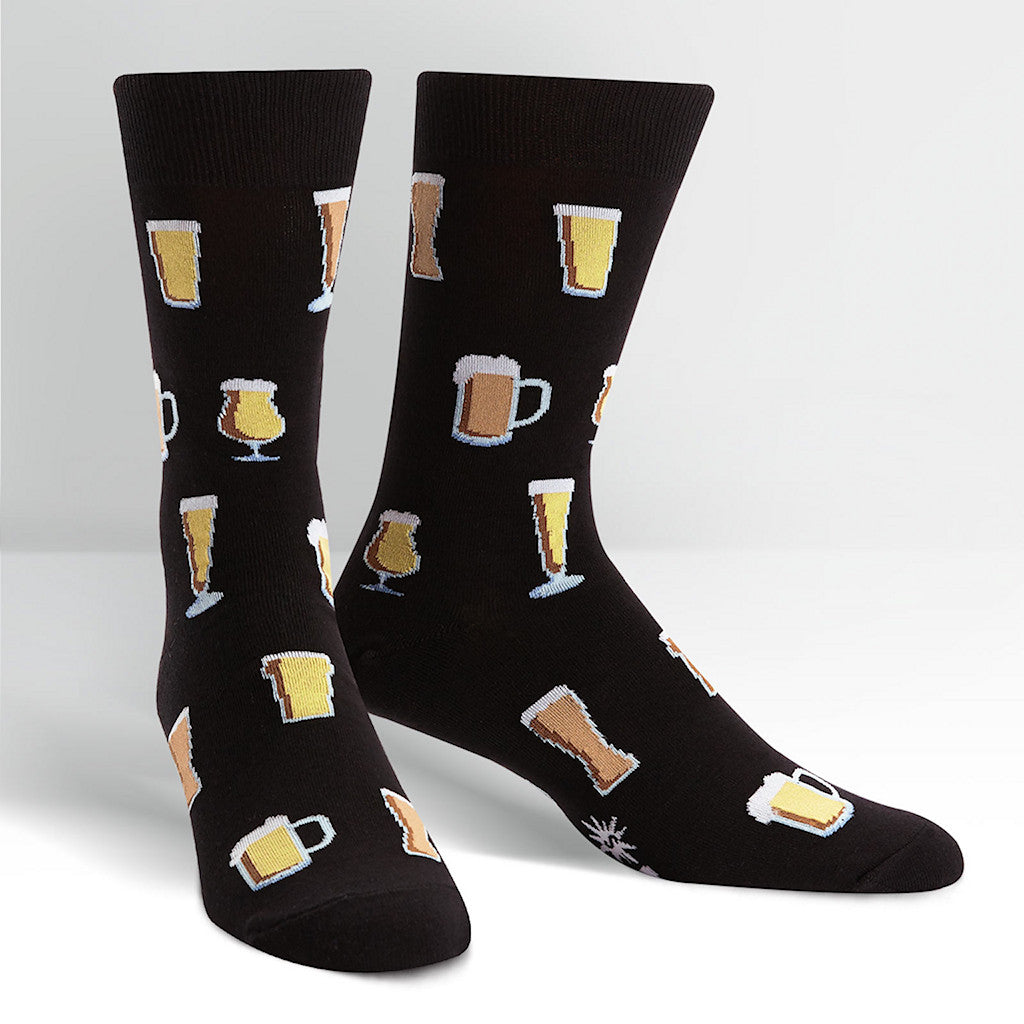 Prost Beer Crew Socks - Cats Like Us