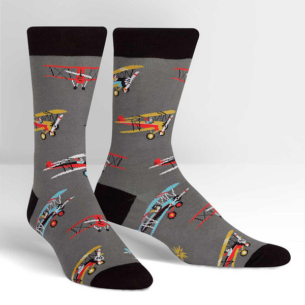 Sky Captain Crew Socks