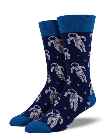 Astronaut Socks by SockSmith : Cats Like Us