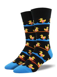 Ducks in a Row Socks