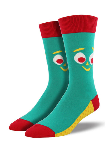 Gumby Socks by SockSmith : Cats Like Us