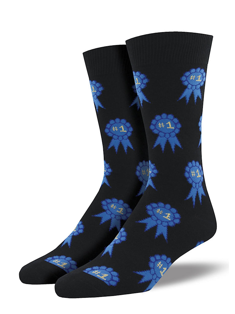 Number One PBR Fan Socks - Cats Like Us