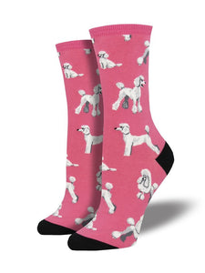Oodles of Poodles Socks - Cats Like Us