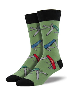 Utility Knife Socks - Cats Like Us