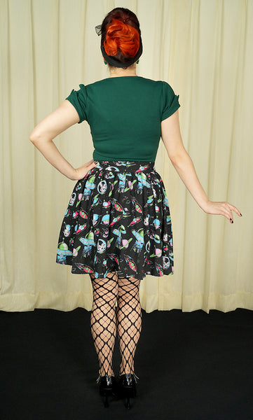 Astro Space Babes Skirt