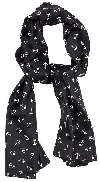 Bad Girl Anchor Scarf Sash