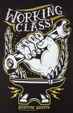 Sourpuss Clothing Working Class T Shirt for sale at Cats Like Us - 2