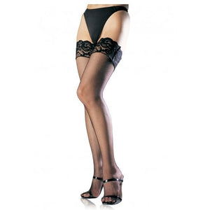 Stay Up Fish Net Thigh Highs by Leg Avenue