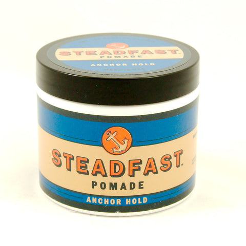 Steadfast Anchor Hold Pomade by Steadfast Pomade : Cats Like Us