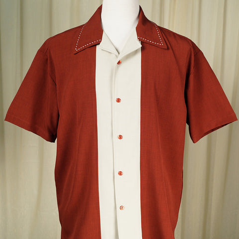 Big Daddy Button Up Shirt by Steady Clothing - Cats Like Us