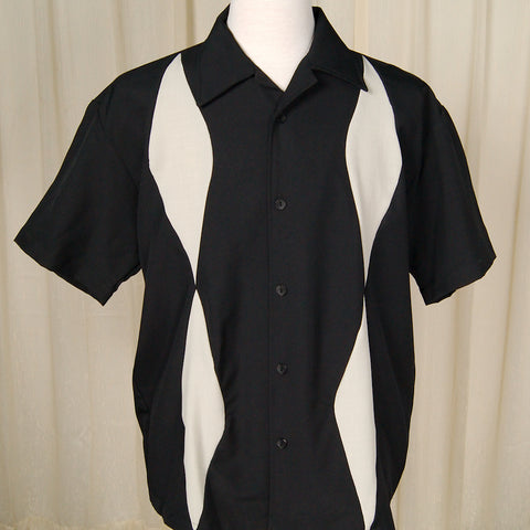 Diamond Duo Bowling Shirt