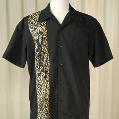 Leopard Music Note Shirt