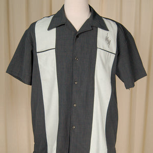 Make a Scene Bowling Shirt
