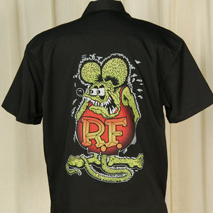 Rat Fink Roth Racer Shirt