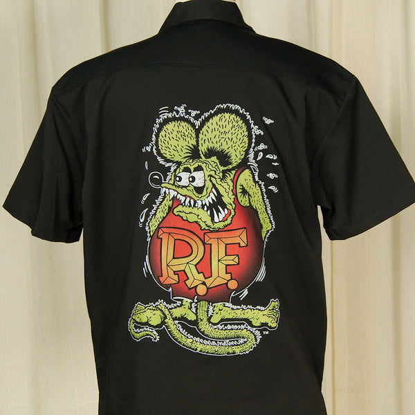 Rat Fink Roth Racer Shirt by Steady Clothing : Cats Like Us