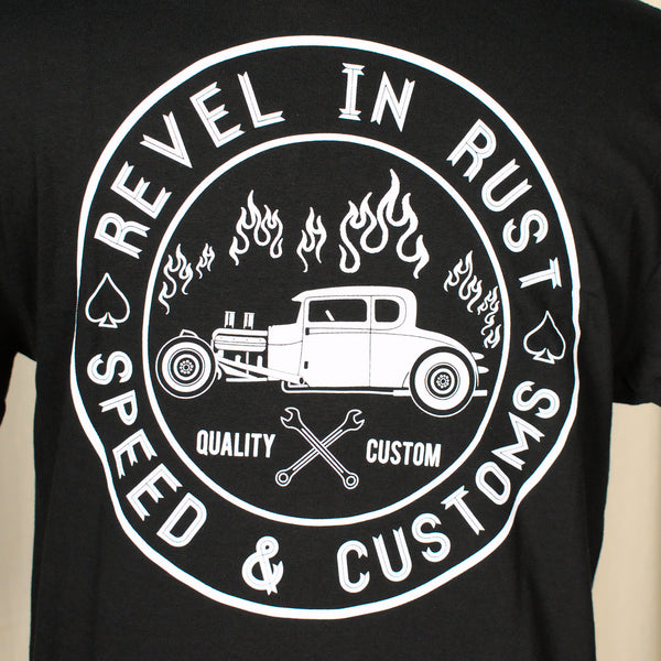 Revel In Rust T Shirt
