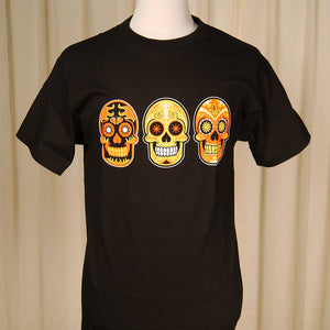 Sugar Skull Mens T Shirt