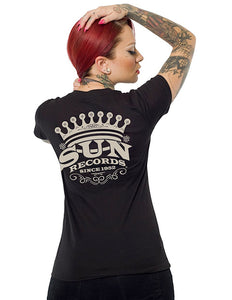 Sun Records Crown T Shirt