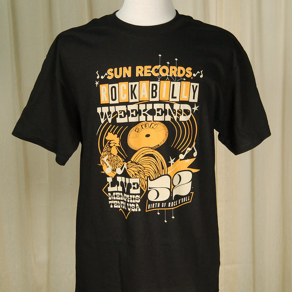 Steady Clothing Sun Records Weekender T for sale at Cats Like Us - 3