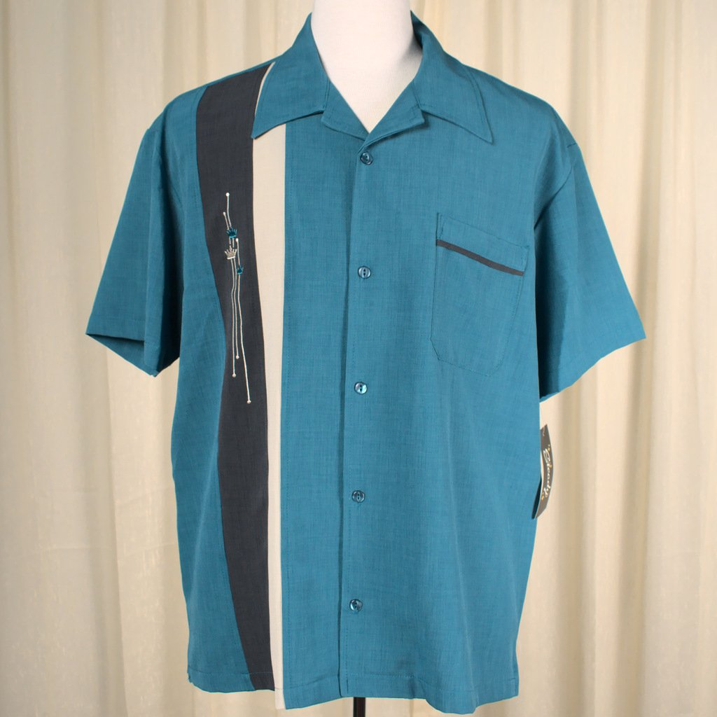 The Arthur Bowling Shirt