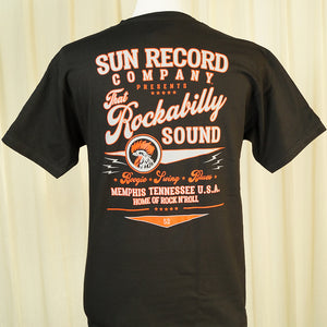 The Rockabilly Sound Sun T by Steady Clothing : Cats Like Us