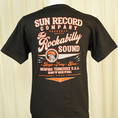 The Rockabilly Sound Sun T