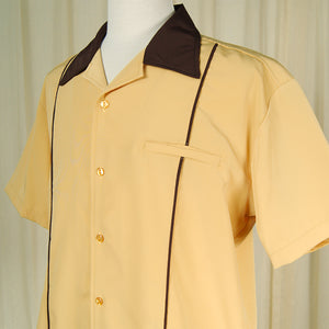 The Shuckster Bowling Shirt by Steady Clothing : Cats Like Us