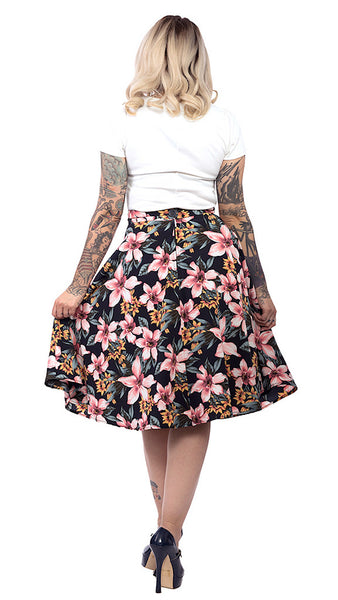 Tropical Dream Thrills Skirt - Cats Like Us
