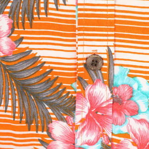 Tropical Tiki Aloha Shirt - Cats Like Us