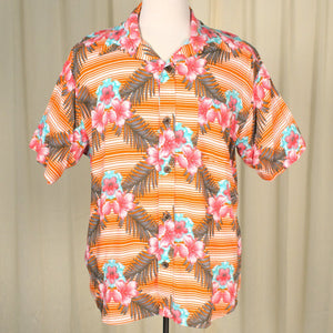 Tropical Tiki Aloha Shirt