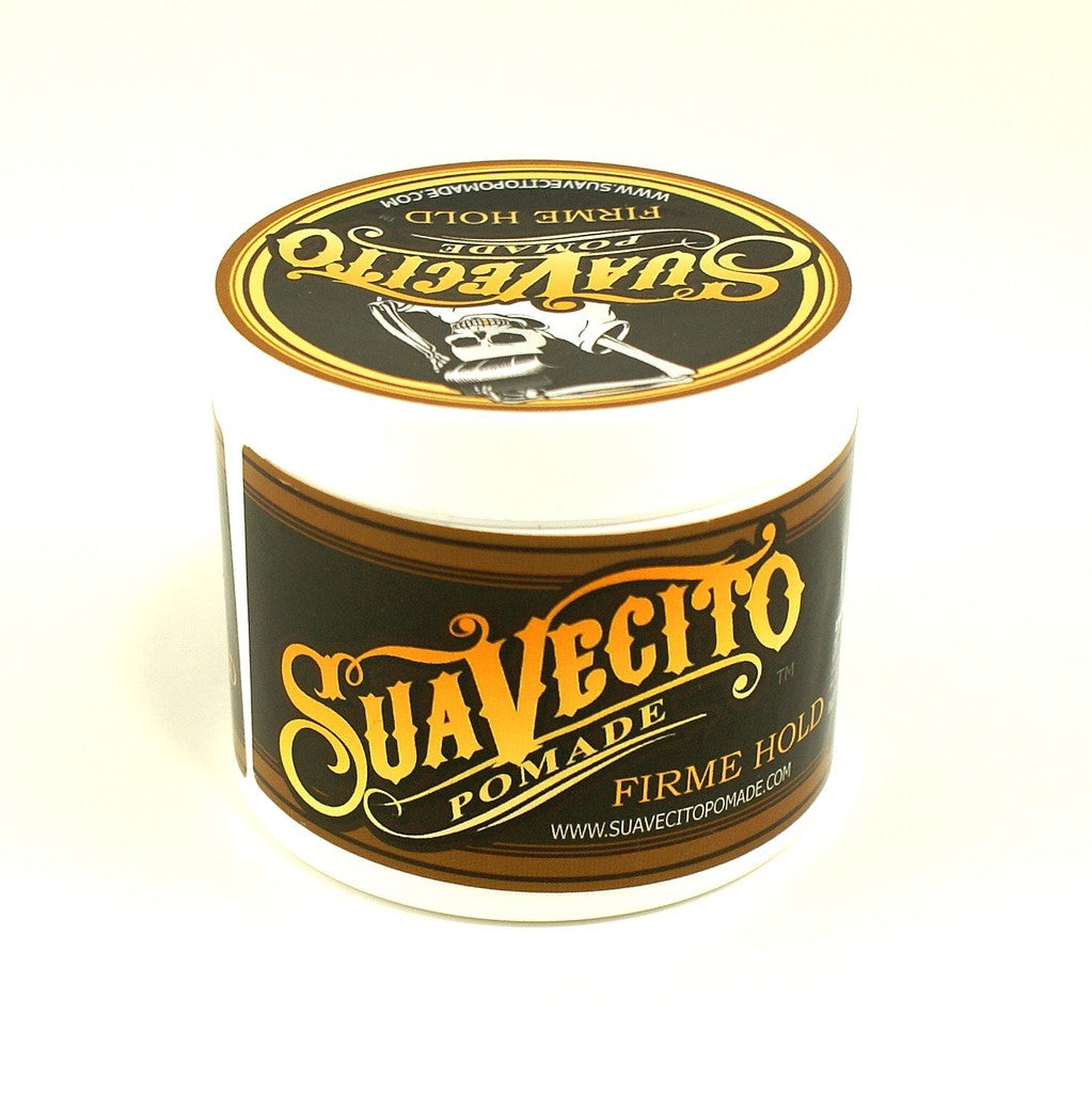 Suavecito Firm Hold Hair Pomade by Suavecito : Cats Like Us