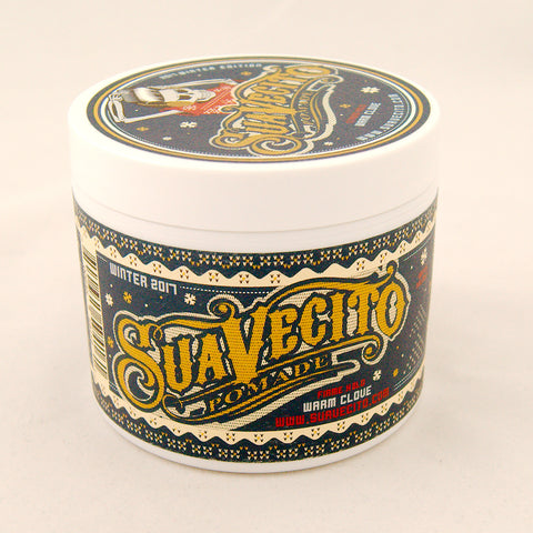Suavecito Firm Holiday Pomade by Suavecito : Cats Like Us