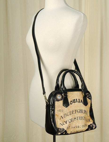Spirit Board Ouija Handbag by Sweet Midnight : Cats Like Us