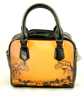 Trick or Treat Graveyard Purse by Sweet Midnight : Cats Like Us